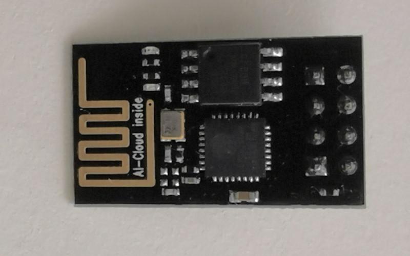 基于ESP8266的开发板